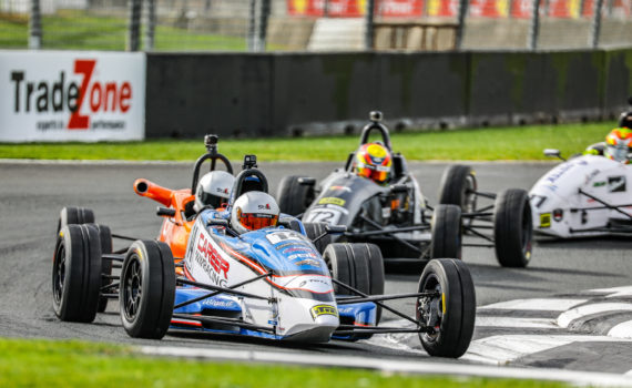 Billy Frazer wins at Pukekohe